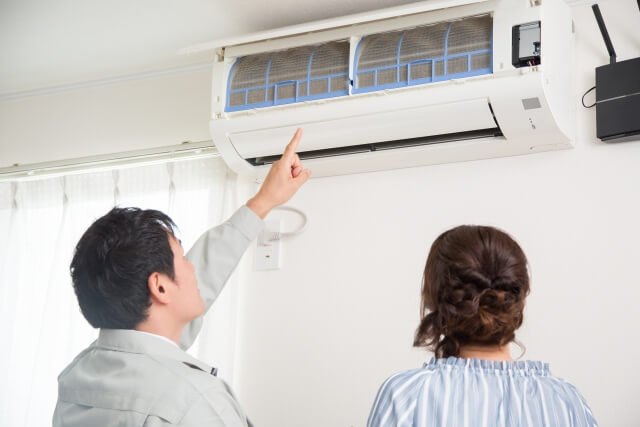 エアコンクリーニングで安い業者