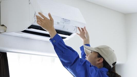高評価で安心のエアコンクリーニング業者